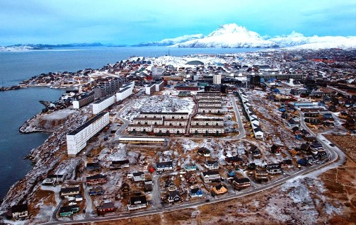 Cuál es la capital de Groenlandia