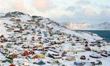 Cómo es el clima en Groenlandia
