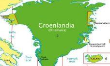Cuántos husos horarios tiene Groenlandia