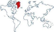 Groenlandia a qué continente pertenece