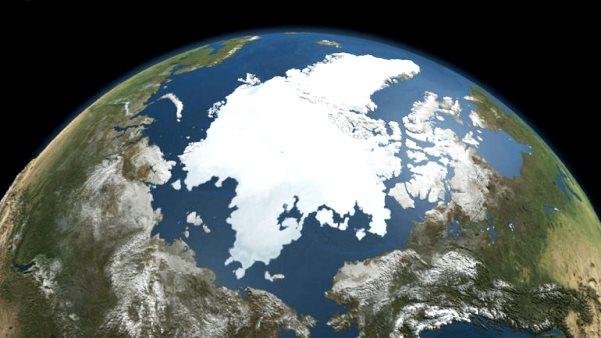 Por qué Groenlandia está cubierta de hielo