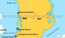 Aeropuertos de Groenlandia