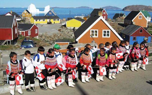 ¿Cómo es la educación en Groenlandia?