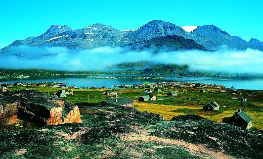 Principales recursos naturales de Groenlandia