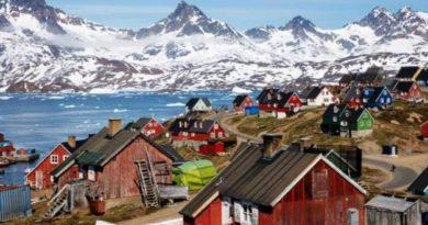Características principales de Groenlandia
