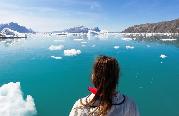 ¿Cómo viajar a Groenlandia?